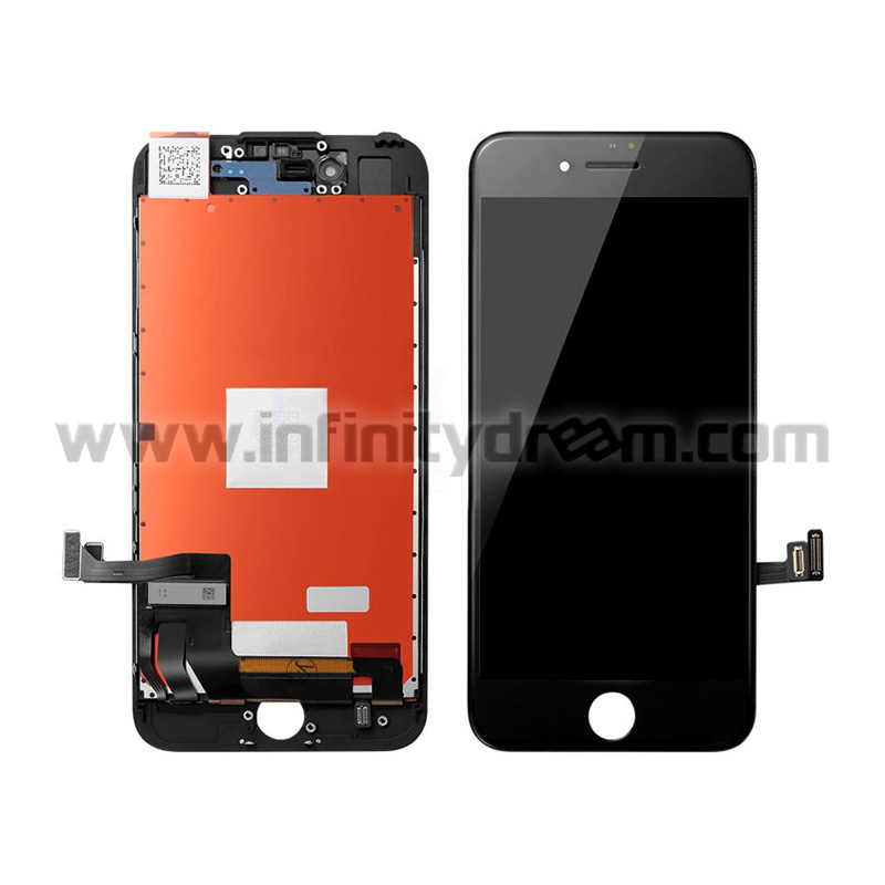 LCD + Touch Screen Black iPhone 7