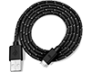 Micro USB 3A Cable - Nylon Cord