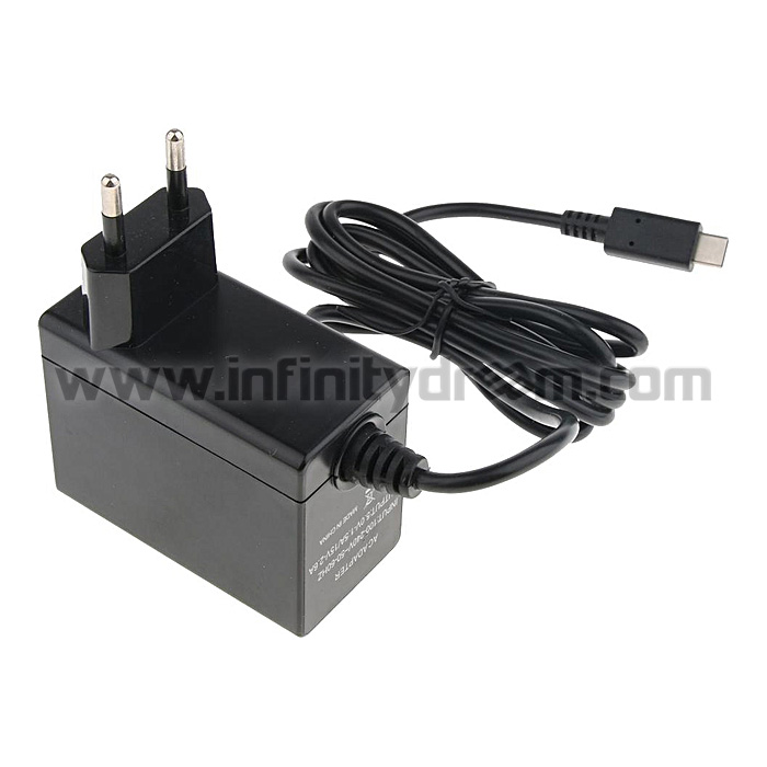 AC Adapter 15V N-Switch