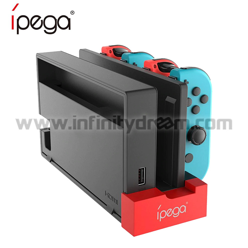 iPega PG-9186 Joy-Con Charging Dock N-Switch