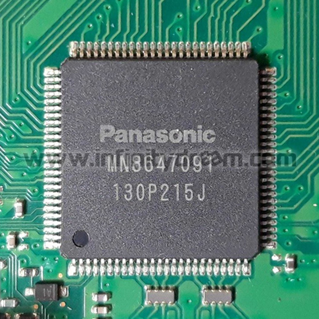 Panasonic MN8647091A HDMI Chip PS3 Slim/Ultra
