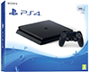 PS4 Slim 500Go FW 5.05 - Jet Black